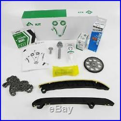 INA Steuerkettensatz 10 teilig Audi SEAT Skoda VW 1,2 TSI 8V CBZA CBZB bis 2012