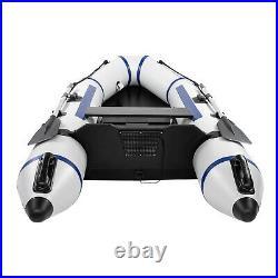 INFLATABLE BOAT CANOE INFLATABLE BOAT, Fishing Motor Engine Dinghy + FULL KIT