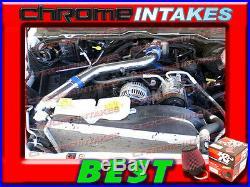 08-13 BMW 128i E82//E88 3.0L 6cyl Polish Cold Air Intake K/&N Air Filter