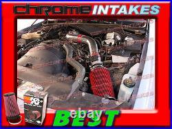 K&n+red 92-95 Ford Crown Victoria/lincoln Town Car/mercury 4.6l Full Air Intake