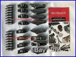 Kia Sorento 2.5 Crdi Hyundai D4cb D4cb Full Engine Rocker Arms Hydraulic Lifters