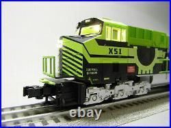 LIONEL AREA 51 LIONCHIEF FULL SET O GAUGE boxcar locomotive tanker 2023050 NEW
