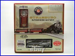 LIONEL LIONCHIEF O GAUGE STRASBURG RAILROAD TRAIN SET withBLUETOOTH 2023010 NEW