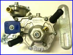 LPG Full Front and Back Kit 40L internal Tank Stag upto 135bhp 4 Cylinder Engine