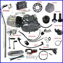 Lifan 140cc Engine Motor Full Kit For Dirt Pit Bike Coolster Apollo SSR SDG 125