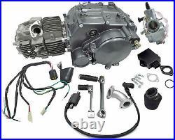 Lifan 150cc Engine Motor Full Kit Pit Dirt Bike CRF70 CT70 Taotao Coolster 125
