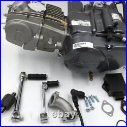 Lifan 150cc Engine Motor Full Kit Pit Dirt Bike Replace 125cc 140cc 160cc 200cc