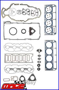 Mace Premium Full Engine Gasket Kit For Holden Commodore Vy Vz Ls1 5.7l V8