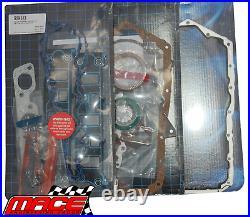 Mace Premium Full Engine Gasket Kit For Holden Statesman Vs Wh Wk L67 S/c 3.8 V6