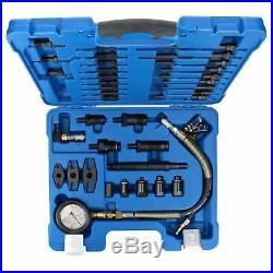Master Petrol Diesel Engine Test Compression Tester Universal Full Instructions