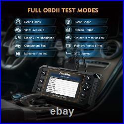 NT624 Elite Full System Auto Scanner OBD2 Code Reader Engine ABS SRS Diagnostic