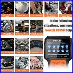 NT650 OBD2 EOBD Engine Code Reader Car Auto Special Service Diagnostic Scan Tool