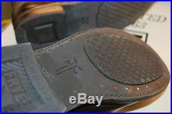NU Frye Sutton Engineer full grain Leather size 10.5 Mens Biker Boots Black $400