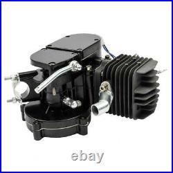 New 2 Stroke 80CC Updated Motor Engine Kit For Motorized Bicycle DIY Full Set