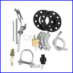 New Updated 2 Stroke 80cc Motor Engine Sets For Motorized Bicycle DIY Full Kits
