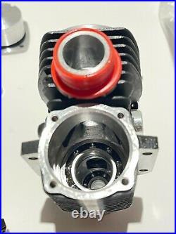 Novarossi GIMAR Full Modified Blue Demon-9 35 Plus 21 Based. 21 Onroad Engine
