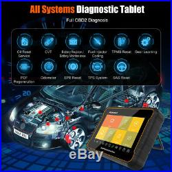 OBD2 Auto Car Diagnostic Scanner Tool Full System Special Function Engine Check