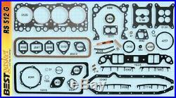 Oldsmobile Olds/GMC/J2 370 371 Full Engine Gasket Set/Kit BEST Head+Intake 57-58