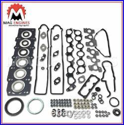 Rebuild Kit Toyota 2jz-gte 3.0 Ltr (pistons Rings Bearings & Full Gasket Kit)