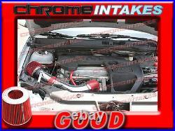 Red 05 06 07 08 09 10 Chevy Cobalt Base/ls/lt/xfe 2.2 2.2l I4 Full Air Intake