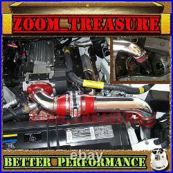 Red Chf 1994-1997 Chevy Camaro Z28/formula/trans Am 5.7l Full Cold Air Intake