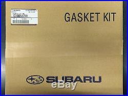 SUBARU OEM 2005-06 Legacy GT Outback XT Engine Full Gasket Set 10105AA720 Turbo