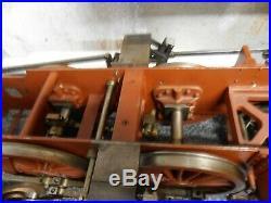 Springbok B1 locomotive and tender- 5 gauge live steam project-full set plans