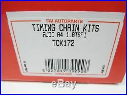 Steuerkettensatz Audi A4 1.8 1,8l TFSI quattro CDHA CDHB Steuerkette