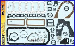 Studebaker 218 226 245 Full Engine Gasket Set/Kit BEST withCOPPER Head 1936-50