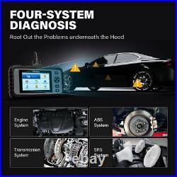 TOPDON AD600 Full OBD2 Diagnostic Scanner Tool Check Engine ABS SRS Code Reader