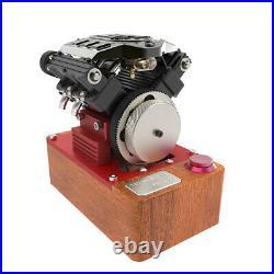 TOYAN V4 Engine Four Cylinder Four Stroke Methanol Engine FS-V400A Full Edition