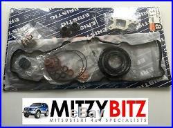 Top Quality Mitsubishi Pajero Shogun L200 2.8 4m40 Full Engine Head Gasket Kit