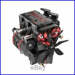 Toyan FS-L200 Twin-Cylinder 4-Stroke Methanol Engine Full Metal Micro RC Engine