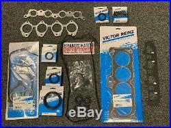 Toyota 1.6 4AGE 4A-GE 20V 20 Valve Reinz Full Engine Gasket Set 01-54230-02