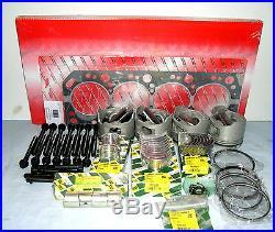 Toyota Hilux 5l 3 Litre Diesel Full Engine Rebuild Kit Ln147, Ln167, Ln172