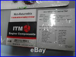 Toyota Supra 7MGE & 7MGTE Engine Full Gasket Set Supra 86-92 & Cressida 89-92