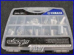 Yamaha YZ125 2015 SUPERLITE Titanium complete full engine motor bolt kit