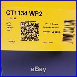 Zahnriemensatz CONTI Audi SEAT VW 2,0l TDI CBAA CBAB CBDB CAGA CAGB