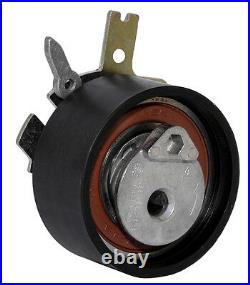 Zahnriemensatz+WAPU+Ölfilter GATES CRYSLER GRAND VOYAGER V (RT) 2.8 CRD DODGE