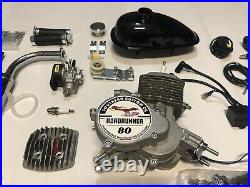 Zeda Roadrunner 80 G4 Edition Full Motorized Bicycle Engine Kit 69/80cc